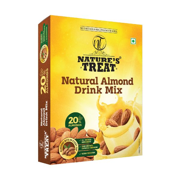 NT Natural Almond Drink Mix